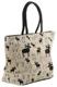 Bag Elk black-white Organic cotton