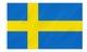 Banner Swedish flag  (1055205) - universal