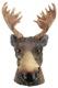 Cap, Ball head Trailer hitch Elk head