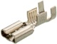 Stecker Flachsteckhülse 6,3 mm  (1055340) - universal