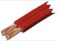 Speaker wire 2 terminal 0,75 mm² 5 m  (1055614) - universal