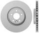Bremsscheibe Vorderachse Innenbelüftet  (1056029) - Volvo V40 (2013-), V40 XC