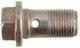 Hollow screw Brake caliper - Brake hose 24436543 (1056557) - Saab 9-3 (2003-)