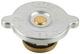 Verschlussdeckel, Kühler lang 28 mm  (1056698) - Volvo 120 130 220, P1800, PV