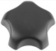 Handle, Seat adjustment for Backrest adjustment 4654596 (1056728) - Saab 9-5 (-2010)