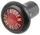 Lens, Control light red Overdrive 687979 (1057627) - Volvo P1800, P1800ES