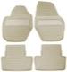 Floor accessory mats Rubber soft beige 31426161 (1058177) - Volvo XC60 (-2017)