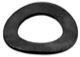 Corrugated ring M6 986652 (1058844) - Volvo universal