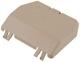 Cap, OBDII plug Dashboard beige 9491665 (1059189) - Volvo S80 (-2006)