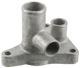Deckel, Wasserpumpe 9355181 (1060296) - Saab 90, 900 (-1993), 99