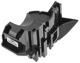 Switch, Multifunction Steering wheel Radio control charcoal