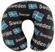 Kissen Nackenkissen Schwedische Flagge