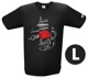 T-Shirt Legendary Engine L  (1061536) - universal