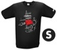 T-Shirt Legendary Engine S  (1061538) - universal