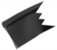 Kederband Vinyl schwarz Meter 13220 (1061664) - Volvo PV