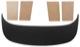 Innenverkleidung Hutablage schwarz Vinyl  (1061855) - Volvo P1800