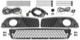 Parking assistance front Upgrade kit 31285041 (1062383) - Volvo V70 (2008-)