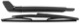 Wiper arm, Windscreen washer for Rear window Kit  (1062422) - Volvo XC90 (-2014)