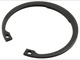 Safety ring, Intermediate bearing Drive shaft outer front right 12788653 (1062956) - Saab 9-3 (-2003), 9-5 (-2010), 9000