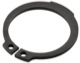 Safety ring, Intermediate bearing Drive shaft inner front right 92152060 (1062957) - Saab 9-3 (-2003), 9-3 (2003-), 9-5 (-2010), 9000