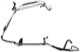 Druckschlauch / Rücklaufschlauch Einheit, Lenkung 31360917 (1064904) - Volvo C30, S40 (2004-), V50