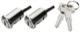 Lock cylinder kit Driver side Passengers side 1213237 (1066493) - Volvo 140, 164, 200