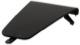 Cap, Side panel Seat front right dark grey 30860023 (1066565) - Volvo S40 V40 (-2004)