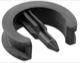 Clip, Armrest 30886639 (1066732) - Volvo S40 V40 (-2004)