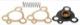 Membran, Vergaser Stromberg 175 CD2 7509136 (1066834) - Saab 90, 99, 900 (-1993)
