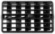 Ventilation nozzles Dashboard centre 1393131 (1067125) - Volvo 700, 900