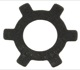 Tooth lock washer, Carburettor Stromberg 175 CD-2SE 237783 (1069701) - Volvo 200