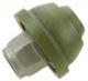 Bushing, Suspension Rear axle Sway bar link upper straight 31406910 (1070154) - Volvo C30, S40 (2004-), V40 (2013-), V50