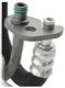 Pressure hose, Steering system