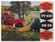 Poster Volvo PV445 DH-DS  (1075848) - Volvo universal, P445