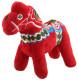 Stofftier Dalapferd / Dala häst  (1082595) - universal