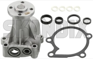 Water pump 271602 (1000009) - Volvo 120 130 220, 140, 200, P1800, P1800ES, PV P210 - 1800e cooling pumps engine coolant pumps p1800e water pump Own-label      block cylinderhead engine pipe pump seal water with