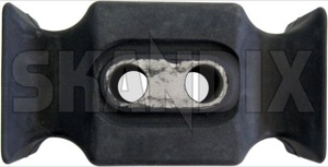 Bushing, Suspension Rear axle Support arm 660112 (1000105) - Volvo 220 - bushing suspension rear axle support arm bushings chassis Own-label      arm axle rear support