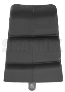 Bump stop, Suspension 675253 (1000730) - Volvo 140, 164, 200 - blocks bump stop suspension helper springs rubber buffers strut bump stop Own-label axle front