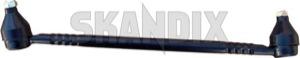 Spurstange Vorderachse links 1206231 (1000897) - Volvo 140, 164 - 142 144 145 gelenkstange limousine p140 p142 p144 p145 p164 regelglied sedan spurstange vorderachse links spurstangen spurstangengelenk stufenheck Hausmarke 13 13mm linke linker links linksseitig mm seite vorderachse vorderer vorne
