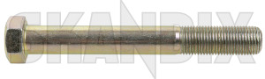 Bolt, Support arm Rear axle 941858 (1001032) - Volvo 120 130, 140, 164, P1800, P1800ES - 1800e bolt support arm rear axle p1800e Own-label arm axle front rear support