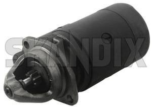 Starter 12 V 1 kW  (1001718) - Volvo 120 130 220, 140, 164, P1800, P1800ES, PV P210 - 1800e p1800e starter 12v 1kw Own-label 1 12 12v 1kw attention attention  exchange kw part policy return special v with