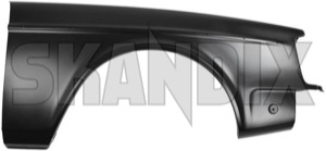 Fender front right 1382278 (1002284) - Volvo 200 - fender front right wing Genuine europe front right usa without