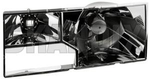 Reflector, Headlight left 3518594 (1002350) - Volvo 700, 900 - brick reflector headlight left Genuine left