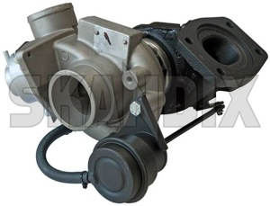 Turbo 5003713 (1002521) - Volvo 700, 900 - charger supercharger turbo turbocharger Own-label 49189 01000 4918901000 49189 01000 attention attention  exchange mitsubishi part policy return special system with