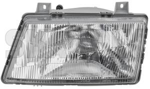 Hauptscheinwerfer links 32000360 (1002942) - Saab 900 (-1993) - 900 900i frontscheinwerfer hauptscheinwerfer links klarglas scheinwerfer Hausmarke fahrzeuge fuer integriert leuchtweitenregulierung leuchtweiteregelung linke linker links linksseitig mit ohne rechtsverkehr seite