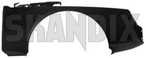 Fender front right 32021723 (1003062) - Saab 900 (-1993) - fender front right wing skandix front right