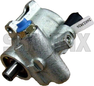 Hydraulic pump, Steering system 4647426 (1004067) - Saab 9000 - hydraulic pump steering system Own-label exchange part pulley without