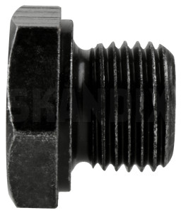 Plug, Exhaust manifold M16x1,5 986816 (1004322) - Volvo 200, 300, 700, 850, 900, C70 (-2005), S70 V70 (-2000), V70 XC (-2000) - plug exhaust manifold m16x1 5 plug exhaust manifold m16x15 Genuine 12 12mm exhaust m16x15 m16x1 5 manifold mm