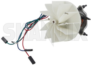 Electric motor, Blower 9131984 (1004441) - Volvo 140, 200 - brick electric motor blower interior fan Own-label air blower conditioner drive for hand integrated left leftrighthand left right hand lefthanddrive lhd pre preresistor resistance resistor rhd right righthanddrive series traffic vehicles wheel with without