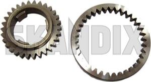 Zahnradsatz, Ölpumpe 9321936 (1004456) - Saab 900 (1994-), 9000 - 900 9000 900ii gm ng oelpumpenradsatz oelpumpenzahnradsatz pumpe radsatz zahnradsaetze zahnradsatz oelpumpe zahnraeder Original